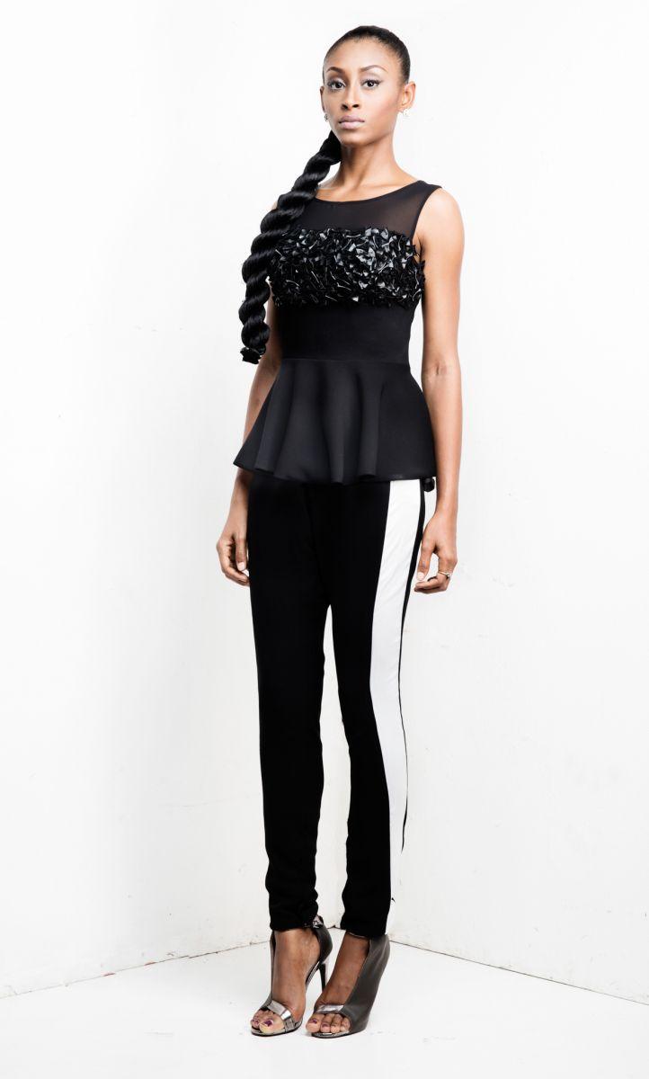 Niquara Couture Debut Collection - BellaNaija - July2014019