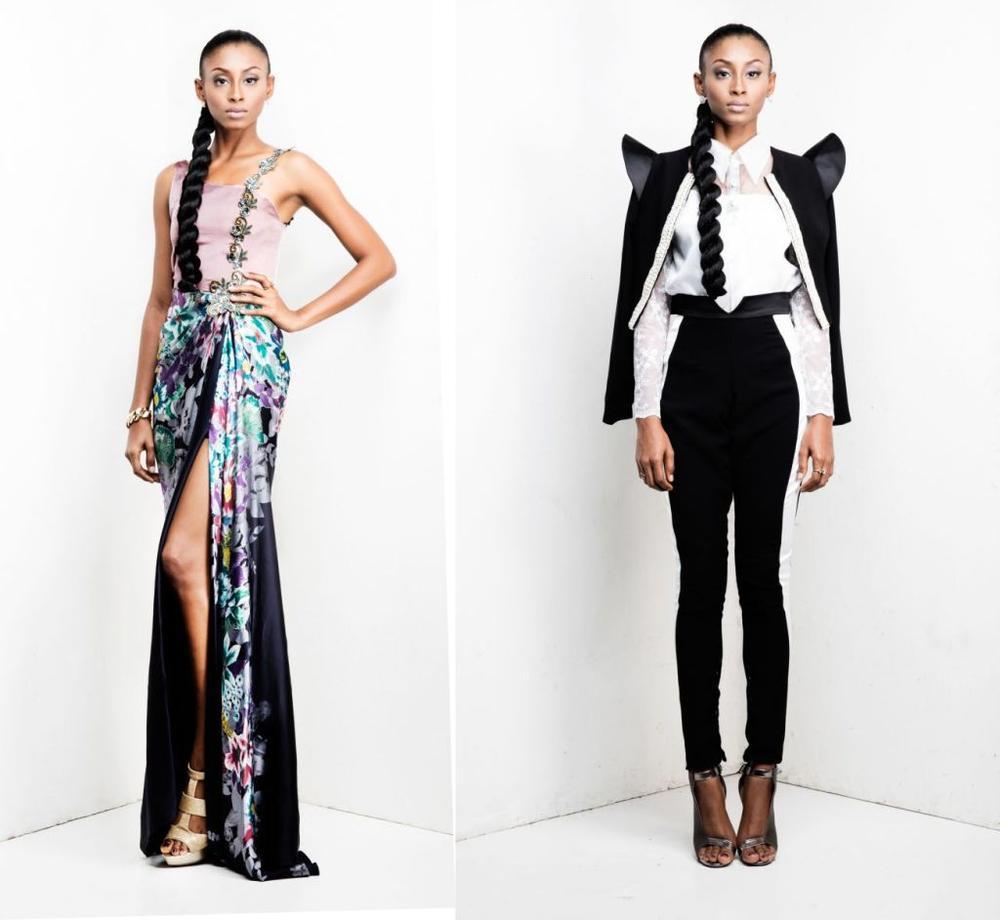 Niquara Couture Debut Collection - BellaNaija - July2014021
