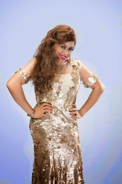 Nkiru Sylvanus' Glam Photos - July 2014 - BellaNaija.com 01 (2)