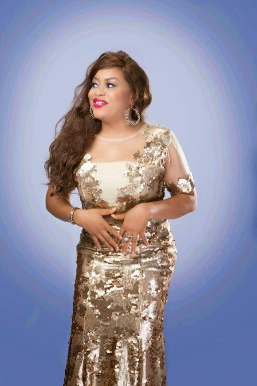 Nkiru Sylvanus Is 'BABY OKU' in New Shoot   Naija247news