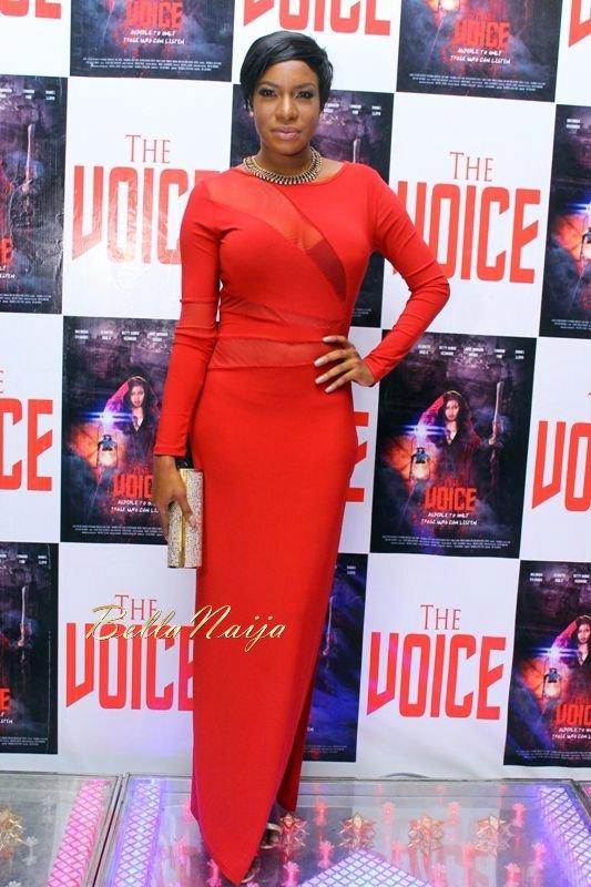 Nkiru Sylvanus premieres The Voice - July 2014 - BellaNaija.com 01013