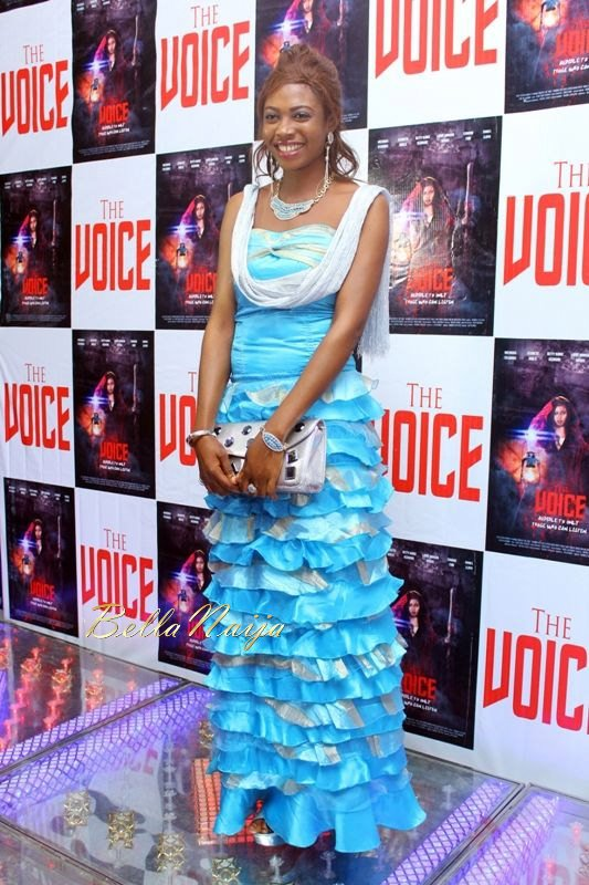 Nkiru Sylvanus premieres The Voice - July 2014 - BellaNaija.com 01022