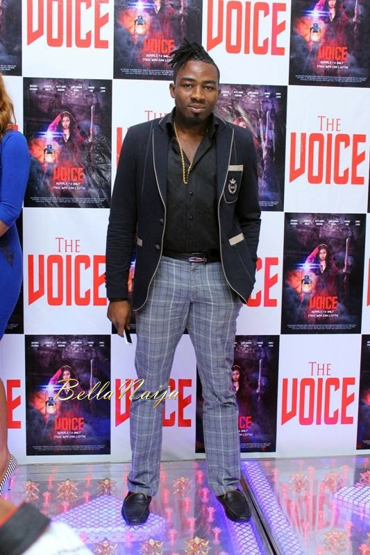 Nkiru Sylvanus premieres The Voice - July 2014 - BellaNaija.com 01024
