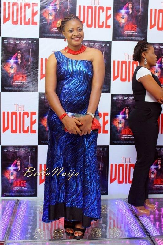 Nkiru Sylvanus premieres The Voice - July 2014 - BellaNaija.com 01061