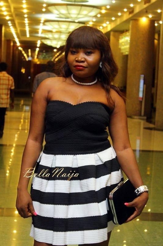 Nkiru Sylvanus premieres The Voice - July 2014 - BellaNaija.com 01062
