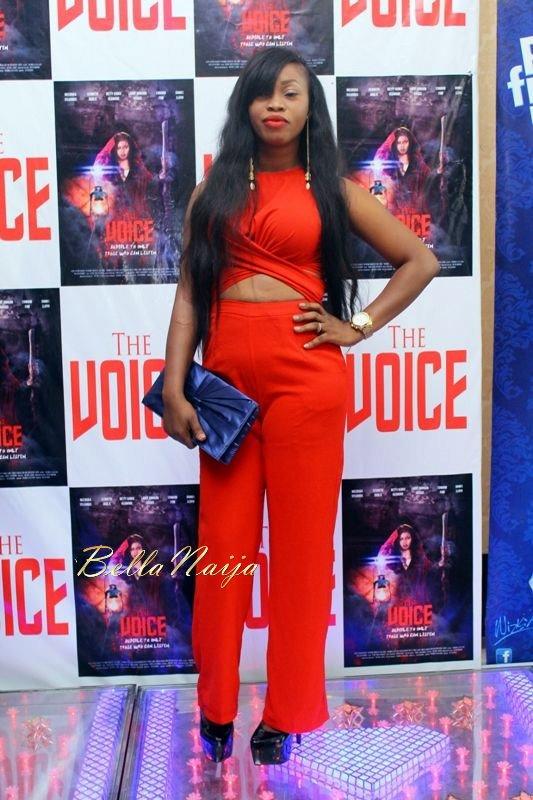 Nkiru Sylvanus premieres The Voice - July 2014 - BellaNaija.com 01074