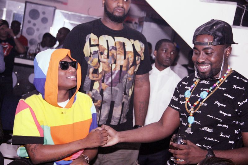 banky and wizkid relationship
