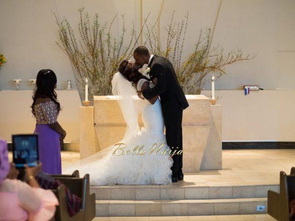 Omonye Osayande & Seun Phillips | Edo & Yoruba Nigerian American Wedding | Bellanaija 0POW1386