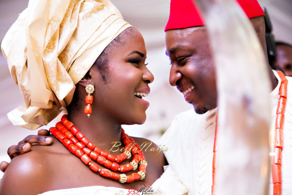 Onyinye & Olaolu's Igbo & Yoruba Wedding in Lagos | Bahamas Outdoor Beach Wedding | Gazmadu | BellaNaija 0024