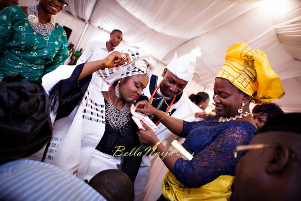 Onyinye & Olaolu's Igbo & Yoruba Wedding in Lagos | Bahamas Outdoor Beach Wedding | Gazmadu | BellaNaija 0027