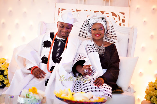 Onyinye & Olaolu's Igbo & Yoruba Wedding in Lagos | Bahamas Outdoor Beach Wedding | Gazmadu | BellaNaija 0031