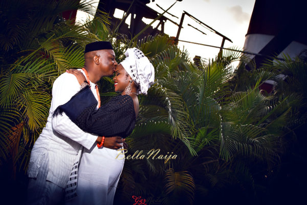 Onyinye & Olaolu's Igbo & Yoruba Wedding in Lagos | Bahamas Outdoor Beach Wedding | Gazmadu | BellaNaija 0040