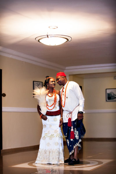 Onyinye & Olaolu's Igbo & Yoruba Wedding in Lagos | Bahamas Outdoor Beach Wedding | Gazmadu | BellaNaija 0055