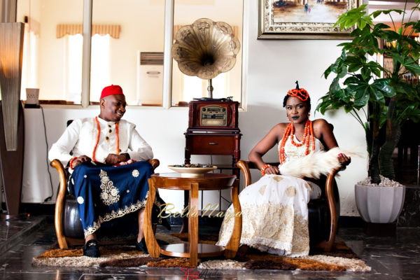 Onyinye & Olaolu's Igbo & Yoruba Wedding in Lagos | Bahamas Outdoor Beach Wedding | Gazmadu | BellaNaija 0056