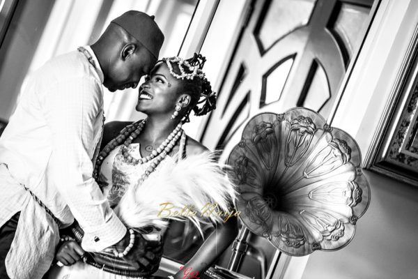 Onyinye & Olaolu's Igbo & Yoruba Wedding in Lagos | Bahamas Outdoor Beach Wedding | Gazmadu | BellaNaija 0059
