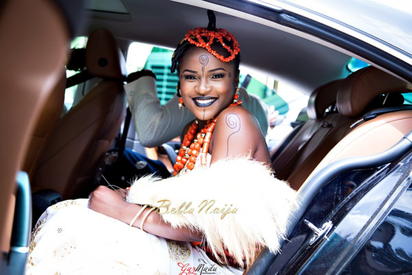 Onyinye & Olaolu's Igbo & Yoruba Wedding in Lagos | Bahamas Outdoor Beach Wedding | Gazmadu | BellaNaija 0063
