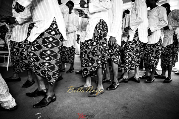 Onyinye & Olaolu's Igbo & Yoruba Wedding in Lagos | Bahamas Outdoor Beach Wedding | Gazmadu | BellaNaija 0092