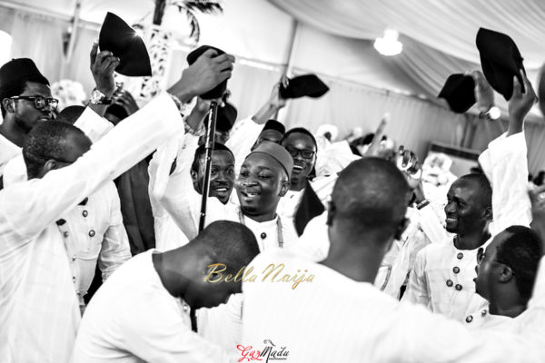 Onyinye & Olaolu's Igbo & Yoruba Wedding in Lagos | Bahamas Outdoor Beach Wedding | Gazmadu | BellaNaija 0096
