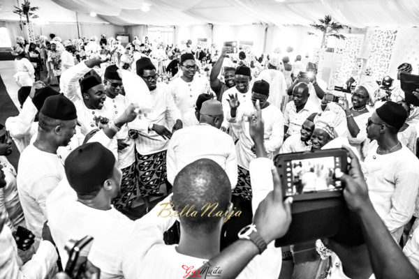 Onyinye & Olaolu's Igbo & Yoruba Wedding in Lagos | Bahamas Outdoor Beach Wedding | Gazmadu | BellaNaija 0097