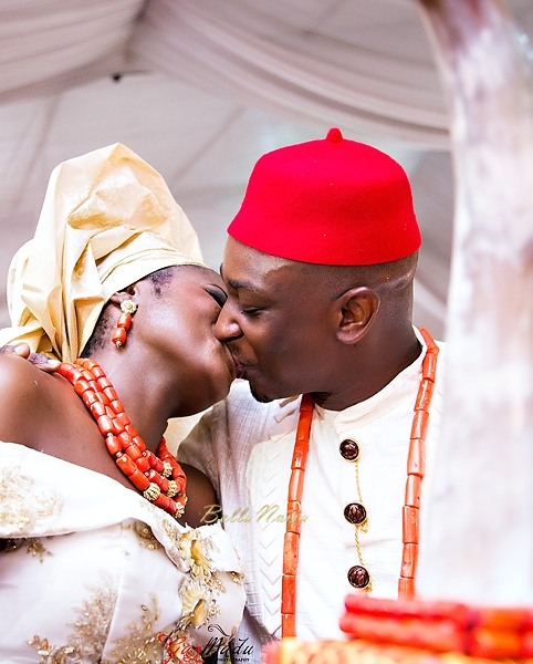 Onyinye & Olaolu's Igbo & Yoruba Wedding in Lagos | Bahamas Outdoor Beach Wedding | Gazmadu | BellaNaija 0113