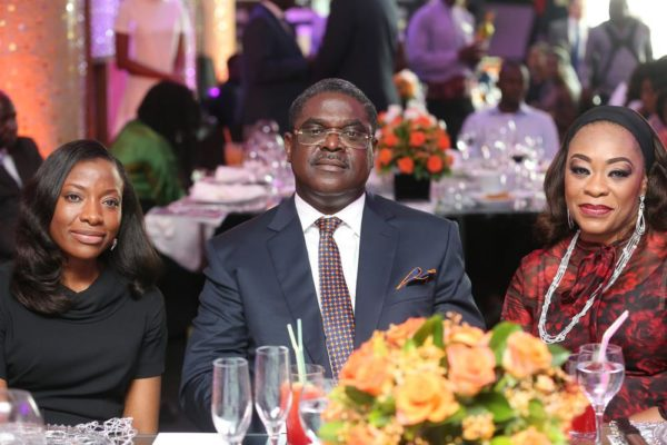 Pastor & Mrs. Iluyomade