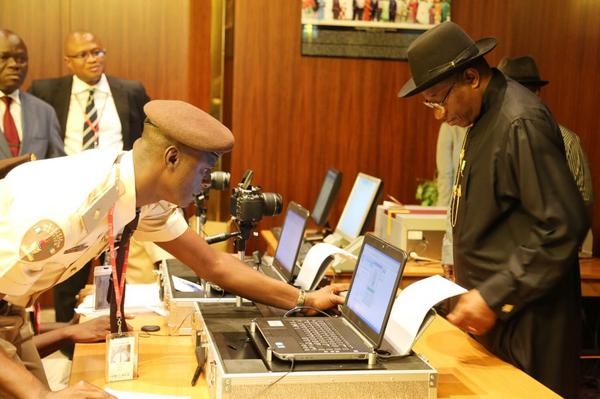 President Jonathan - July 2014 - BN News - e-passport - July 2014 - BellaNaija.com 91 (1)