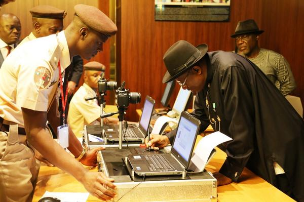President Jonathan - July 2014 - BN News - e-passport - July 2014 - BellaNaija.com 91 (2)
