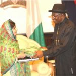 President Jonathan & Malala - July 2014 - BN News - BellaNaija.com 05