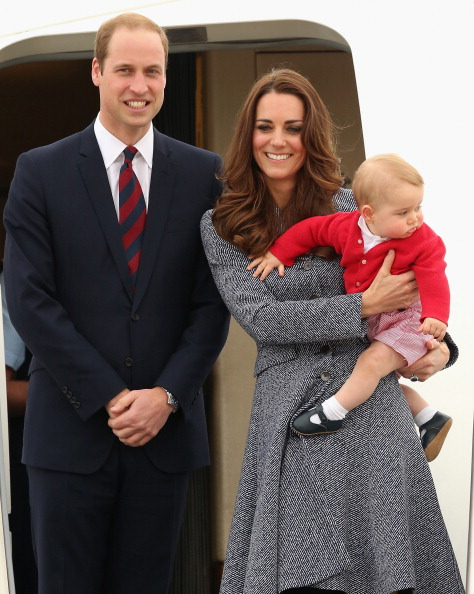 The Duke And Duchess Of Cambridge Tour Australia And New Zealand - Day 19
