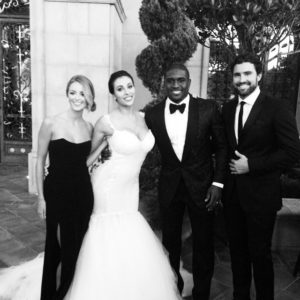 Reggie Bush Weds - July 2014 - BellaNaija.com 01