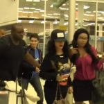 Rihanna at JFK Airport - BN Music - BellaNaija 01