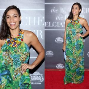 Rosario Dawson in Christie Brown at Stella Artois Video Series Launch - BellaNaija - July2014006
