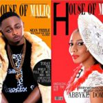 Sean Tizzle & Abbyke Domina in House of Maliq - July - 2014 - BellaNaija019