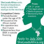 She Leads Africa Pitch Competition - bellanaija - July2014