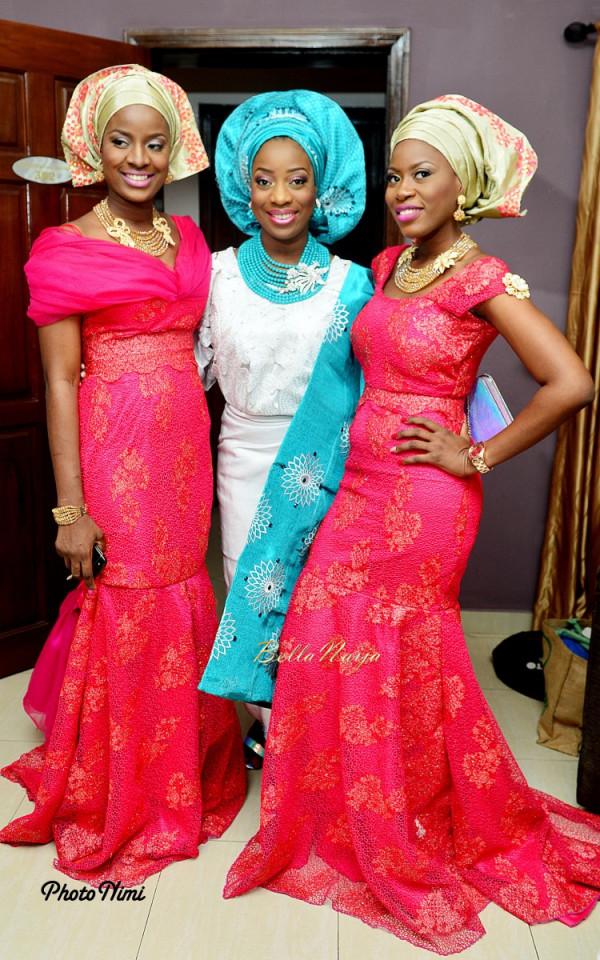 Sisi Yemmie & Bobo Yemi | My Big Nigerian Wedding | Lagos Nigerian Yoruba Itsekiri | BellaNaija 0004