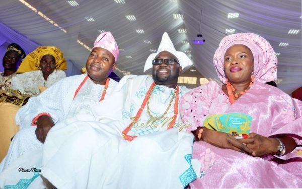 Sisi Yemmie & Bobo Yemi | My Big Nigerian Wedding | Lagos Nigerian Yoruba Itsekiri | BellaNaija 0007