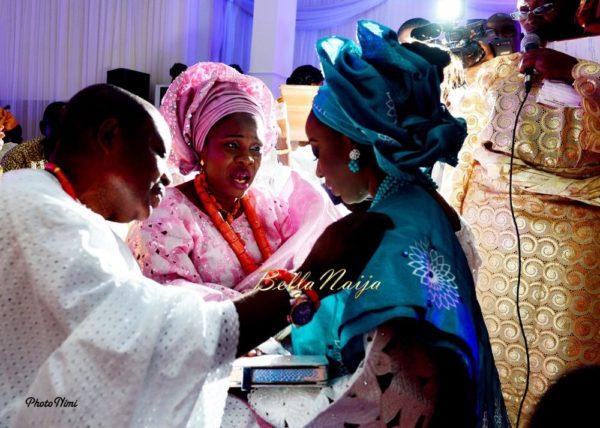 Sisi Yemmie & Bobo Yemi | My Big Nigerian Wedding | Lagos Nigerian Yoruba Itsekiri | BellaNaija 0009