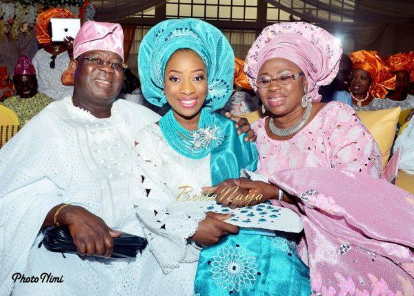 Sisi Yemmie & Bobo Yemi | My Big Nigerian Wedding | Lagos Nigerian Yoruba Itsekiri | BellaNaija 0012