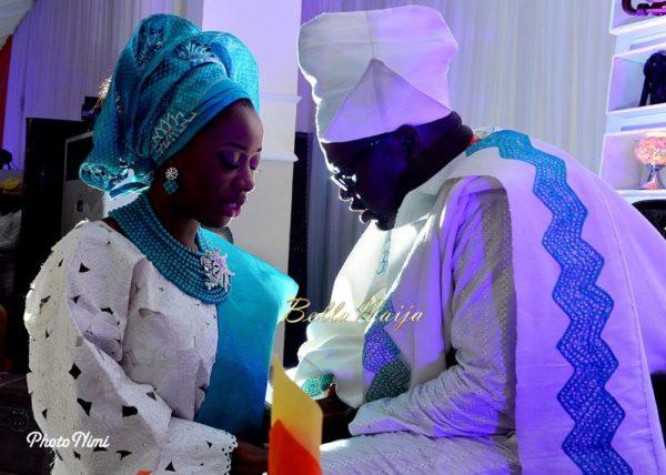 Sisi Yemmie & Bobo Yemi | My Big Nigerian Wedding | Lagos Nigerian Yoruba Itsekiri | BellaNaija 0016