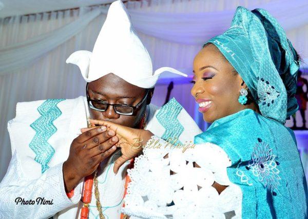 Sisi Yemmie & Bobo Yemi | My Big Nigerian Wedding | Lagos Nigerian Yoruba Itsekiri | BellaNaija 0017
