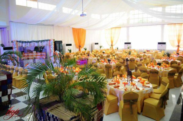Sisi Yemmie & Bobo Yemi | My Big Nigerian Wedding | Lagos Nigerian Yoruba Itsekiri | BellaNaija 0023