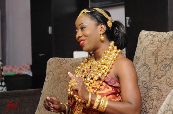 Sisi Yemmie & Bobo Yemi | My Big Nigerian Wedding | Lagos Nigerian Yoruba Itsekiri | BellaNaija 0024