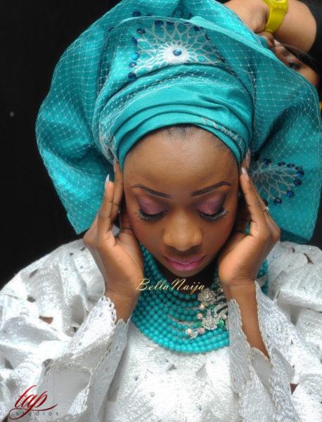 Sisi Yemmie & Bobo Yemi | My Big Nigerian Wedding | Lagos Nigerian Yoruba Itsekiri | BellaNaija 0030