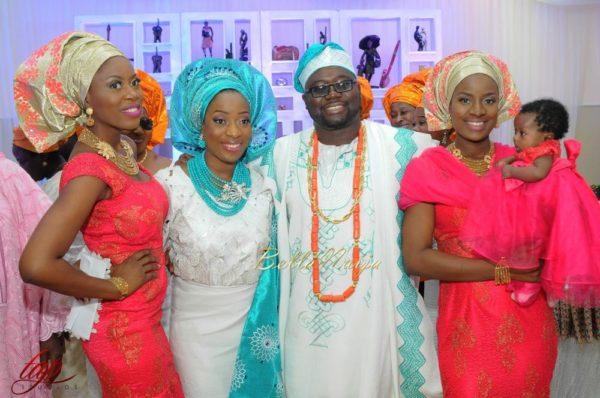 Sisi Yemmie & Bobo Yemi | My Big Nigerian Wedding | Lagos Nigerian Yoruba Itsekiri | BellaNaija 0046