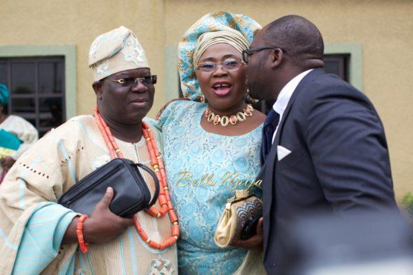 Sisi Yemmie & Bobo Yemi | My Big Nigerian Wedding | Lagos Nigerian Yoruba Itsekiri | BellaNaija 005