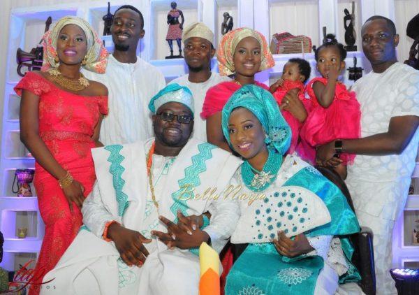 Sisi Yemmie & Bobo Yemi | My Big Nigerian Wedding | Lagos Nigerian Yoruba Itsekiri | BellaNaija 0051