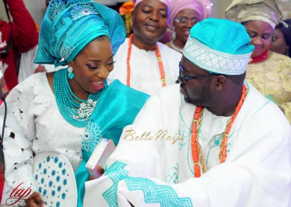 Sisi Yemmie & Bobo Yemi | My Big Nigerian Wedding | Lagos Nigerian Yoruba Itsekiri | BellaNaija 0061