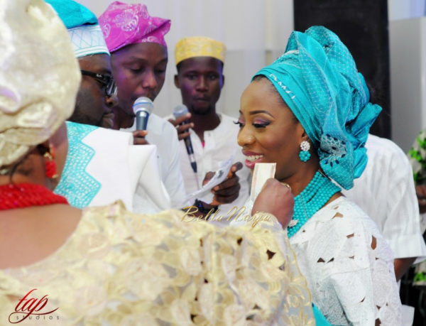 Sisi Yemmie & Bobo Yemi | My Big Nigerian Wedding | Lagos Nigerian Yoruba Itsekiri | BellaNaija 0062