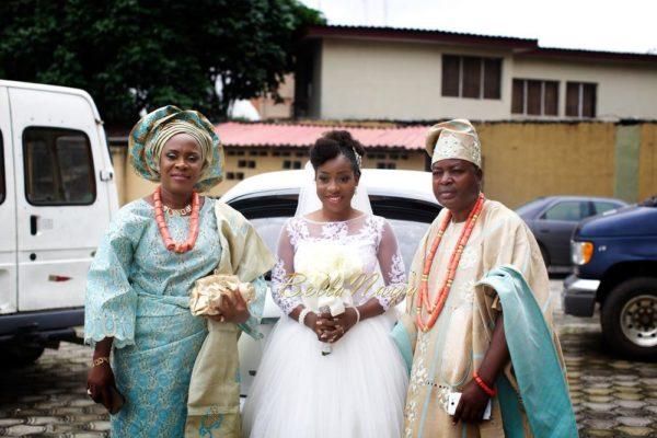 Sisi Yemmie & Bobo Yemi | My Big Nigerian Wedding | Lagos Nigerian Yoruba Itsekiri | BellaNaija 007