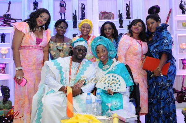 Sisi Yemmie & Bobo Yemi | My Big Nigerian Wedding | Lagos Nigerian Yoruba Itsekiri | BellaNaija 0076